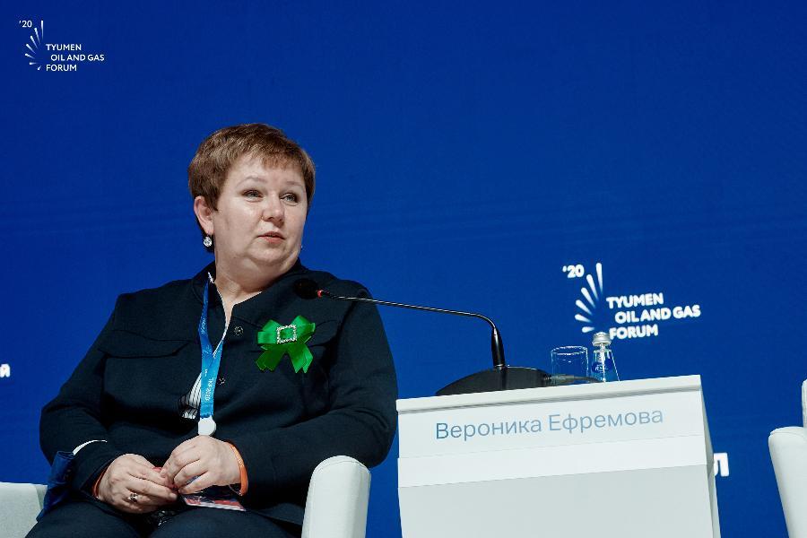 Вероника Ефремова: наше преимущество – это возможность погружения в производственный процесс еще на стадии обучения в университете