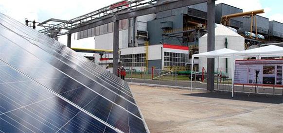 Хевел продала ЛУКОЙЛу солнечную электростанцию мощностью 10 МВт в г Волгоград