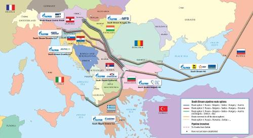 """От """"Южного потока"""" зависит, попадет ли каспийский газ в Европу, минуя Россию"""