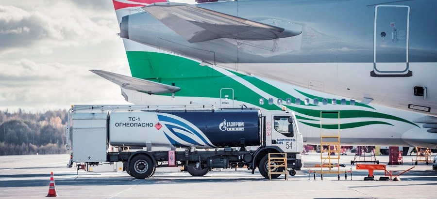 Gazpromneft-Aero to supply fuel to Air France at Belgrade airport