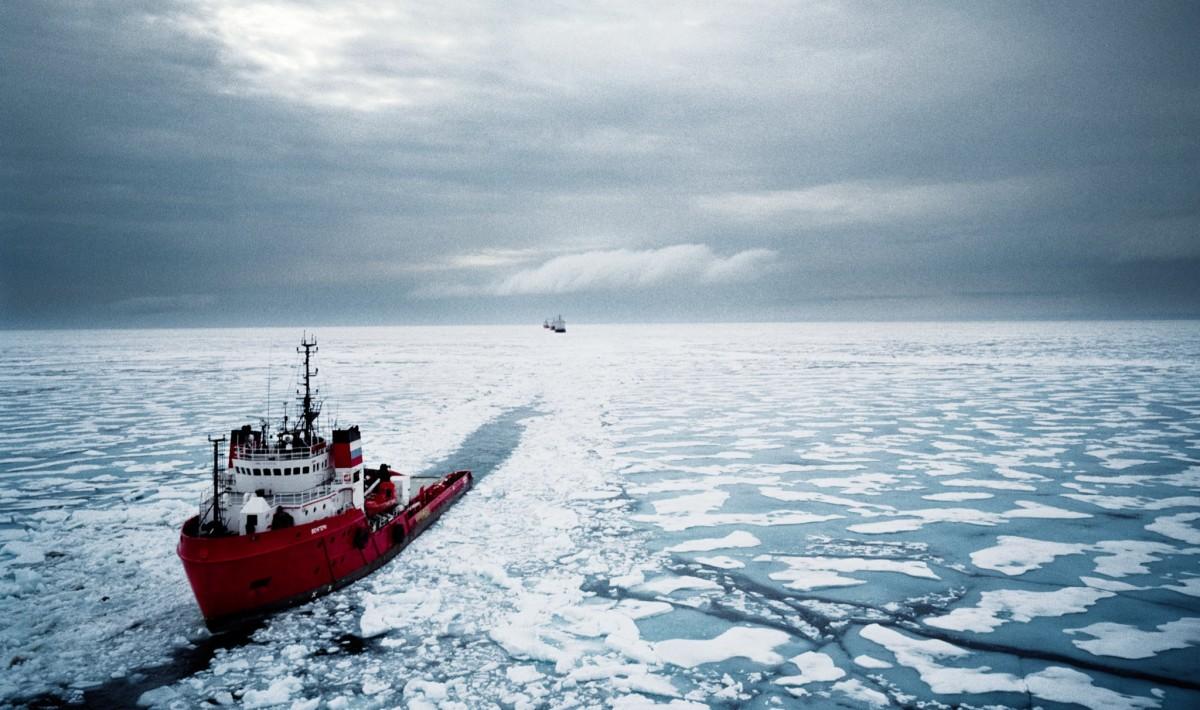 Перевод арктического флота с мазута на сжиженный природный газ (СПГ)