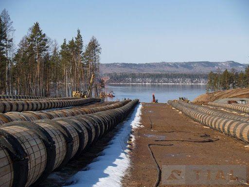 Россия строит нефтепродуктопроводы