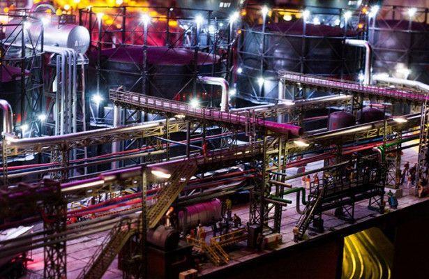 От нефтегазохимических комплексов до технического перевооружения