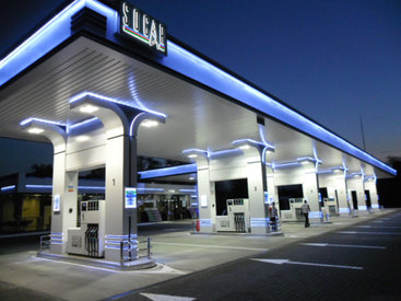 SOCAR's 21st fuel station opened in Azerbaijan