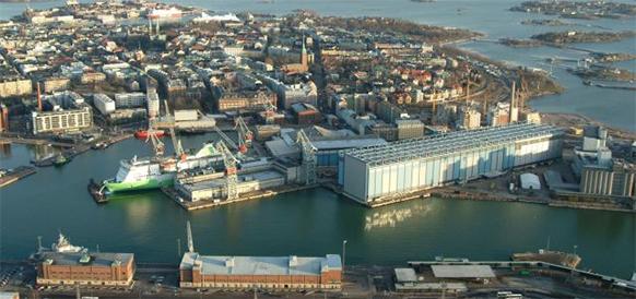 ОСК рассчитывает закрыть сделку по продаже верфи Arctech Helsinki Shipyard до конца 2018 г. Иначе будут проблемы