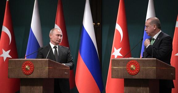 Putin and Erdogan launch construction of Turkey's 1st nuclear plant Akkuyu