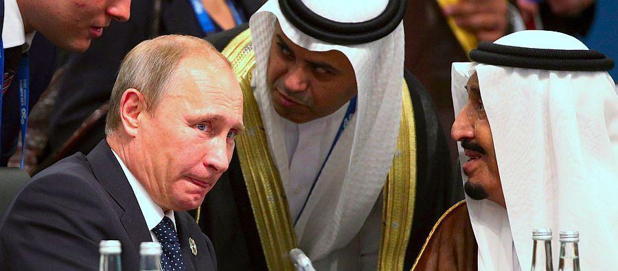 Russian, Saudi oil giants to benefit from Biden's anti-oil agenda