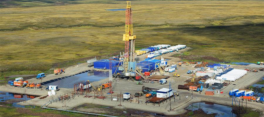 На Новопортовском месторождении обустроят кусты газоконденсатных добывающих скважин