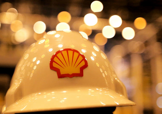 Shell Strikes Oil in Gulf of Mexico