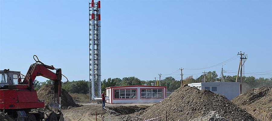 В Ставропольском крае газифицирован региональный логистический центр