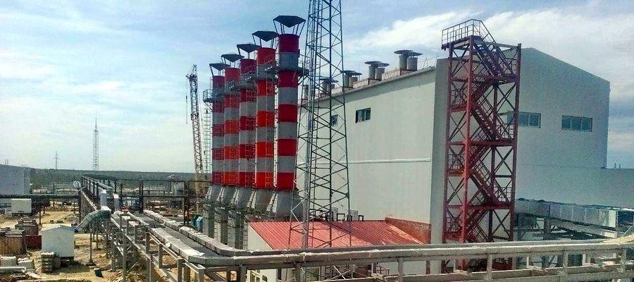 На Верхнеколик-Еганском месторождении возобновляется строительство газотурбинной электростанции
