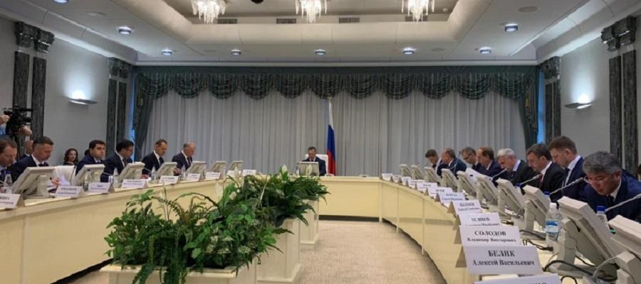 Замминистра энергетики РФ А. Инюцын принял участие в заседании совета при полномочном представителе Президента РФ в ДФО