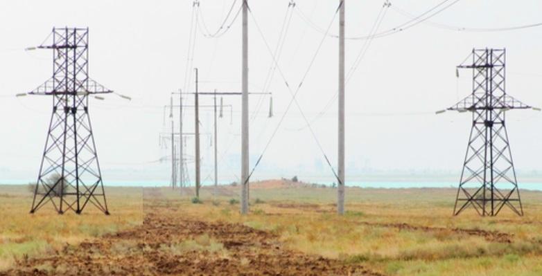 Применение линейной арматуры спирального типа в Крымской ЭС