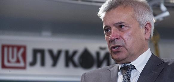 В. Алекперов. ЛУКОЙЛ продолжит разрабатывать Западную Курну-2 по действующему контракту и откажется от продажи НПЗ Isab