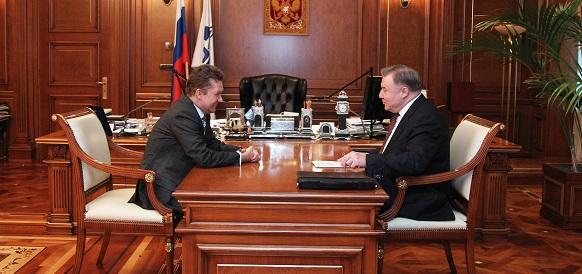 Газпром инвестирует в газификацию Курганской области в 2016 г порядка 50 млн рублей