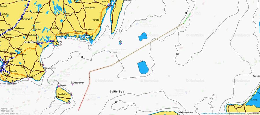 Осталось менее 20 км. Хроники МГП Северный поток-2 за 11-13 августа 2021 г.