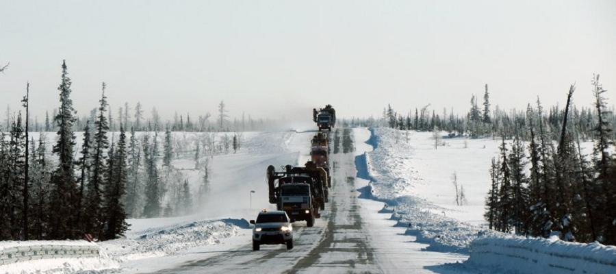 Теплоэнергосервис завершает зимний завоз топлива в отдаленные районы Якутии