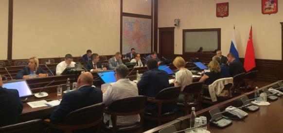 Ситуацию с задолженностью за энергоресурсы в сфере ЖКХ Московской области требуется урегулировать в кратчайшие сроки