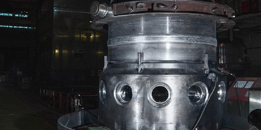 Атомэнергомаш приступил к сборке корпуса реактора РИТМ-200 для ледокола Якутия