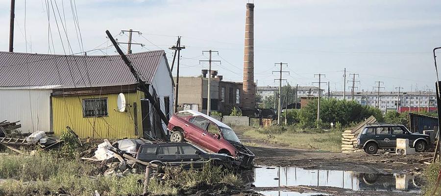 Количество погибших в результате наводнения в Иркутской области увеличилось до 22 человек