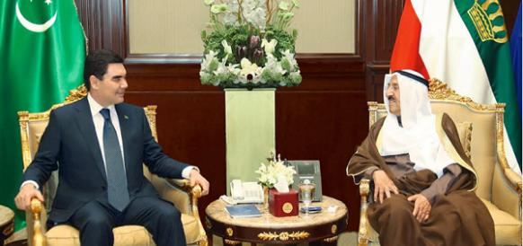 Туркменгаз подписал меморандум о взаимопонимании с Mubadala Petroleum и Kuwait Petroleum Corporation