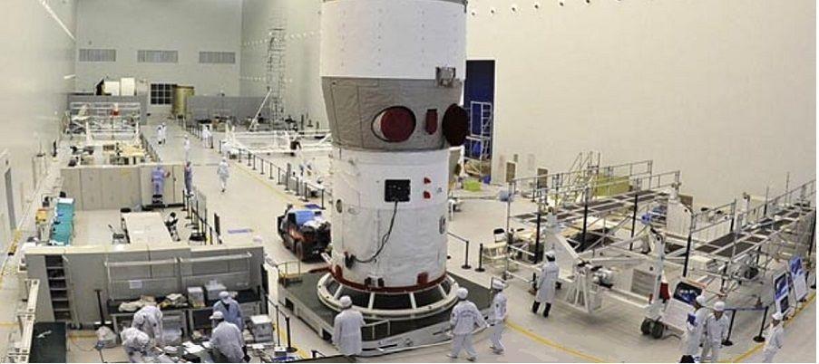 Китай планирует запустить основной модуль своей постоянной космической станции 29 апреля 2021 г.