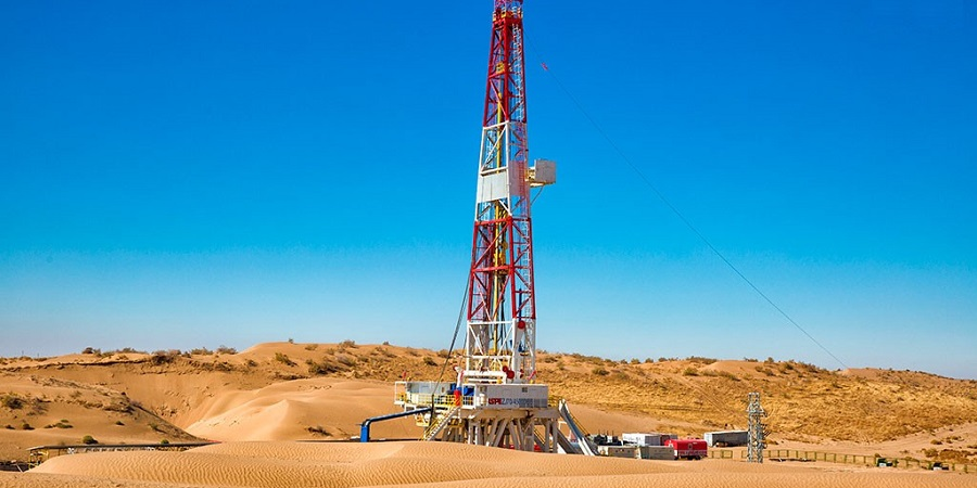 На месторождении Северный Готурдепе в Туркменистане получен промышленный приток нефти