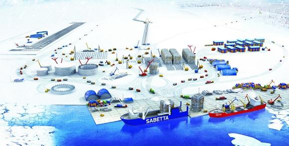 Больше мощностей. Ямал СПГ планирует расширить мощности СПГ-завода еще на 1 млн т/год