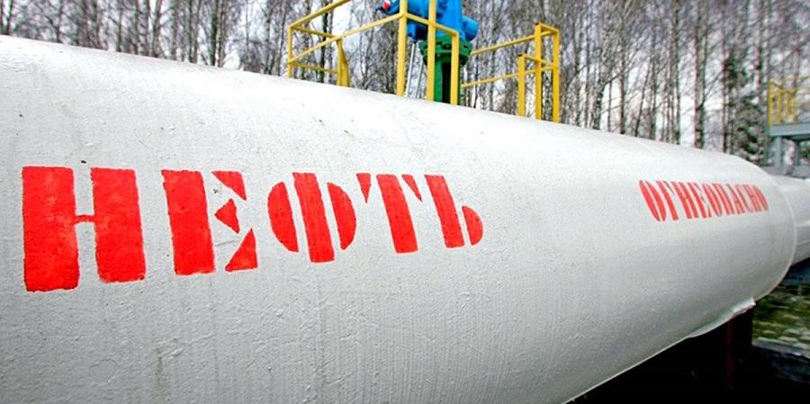 Бюджет Белоруссии в 2020 г. потеряет от прекращения реэкспорта российской нефти  29,6 млрд руб.
