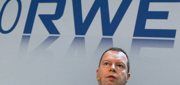 RWE AG увеличила прибыль на 94,7% за 3 квартала 2015 г