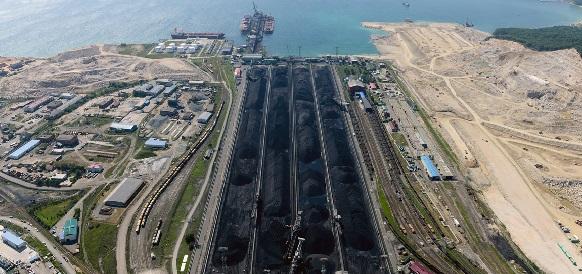 На пути к 39 млн т. В 2018 г. Восточный Порт отгрузил более 24 млн т угля