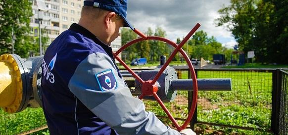 Газопровод в деревне Калицино Лотошинского района сдан в эксплуатацию