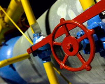 Украина начала импорт газа через Словакию в тестовом режиме