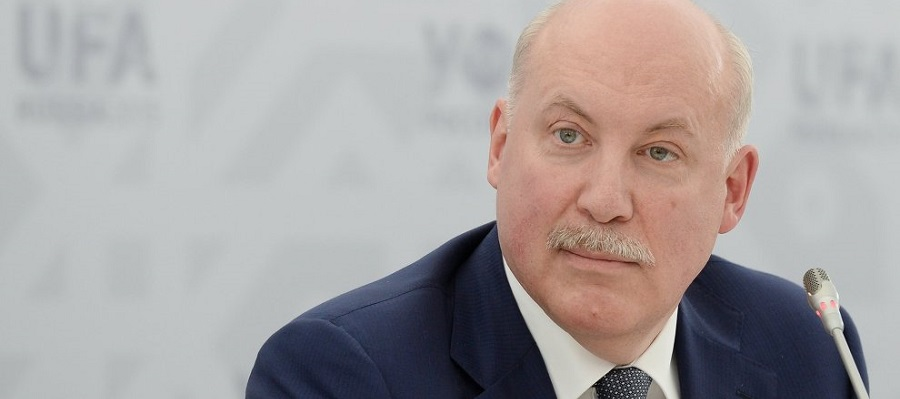 Д. Мезенцев. Переговоры с Белоруссией по цене на газ завершатся до конца 2019 г.