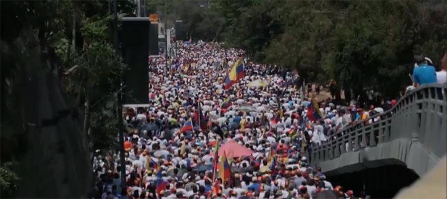 «Свобода» не прошла? Х. Гуайдо предпринял очередную попытку госпереворота в Венесуэле