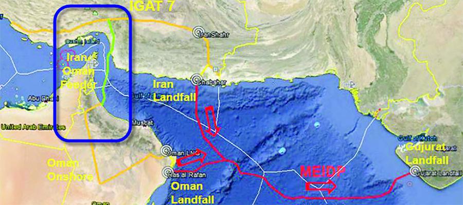 Оман вновь хочет вернуться к проекту МГП Иран - Оман. С прицелом на экспорт СПГ и производство водорода