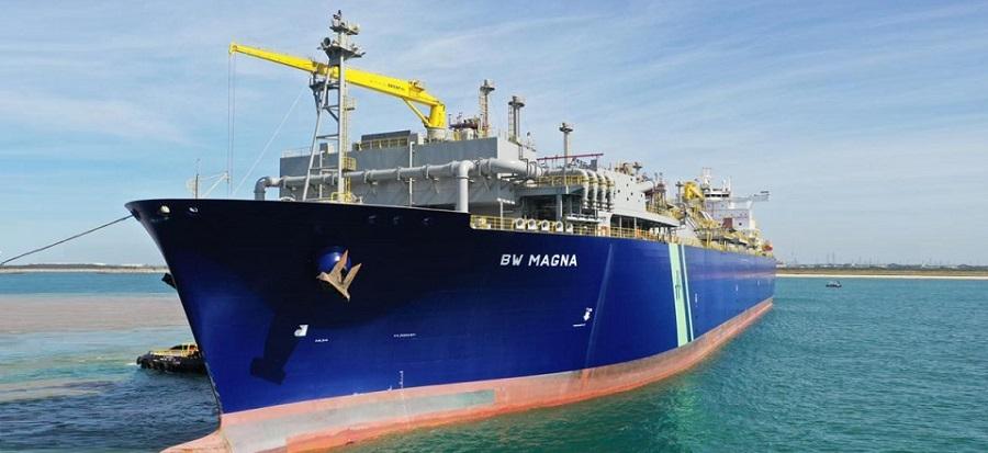 FSRU BW Magna разрешили пришвартоваться к причалу в Бразилии. Литовская Klaipedos Nafta - в деле