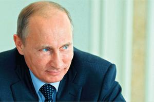 В.Путин запустил в эксплуатацию Киринское месторождение. Торжественно и привычно