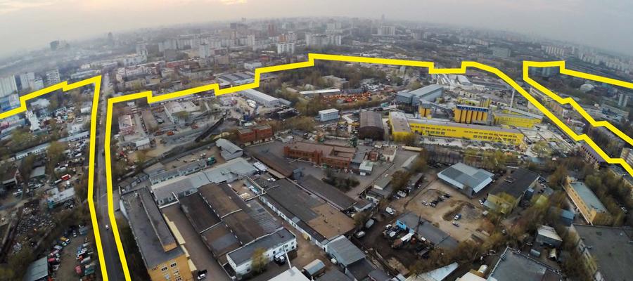 На месте бывшего нефтемаслозавода в промзоне Северянин построят новый деловой квартал