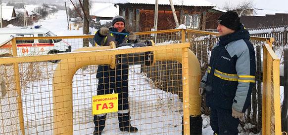 ГАЗЭКС начал подключение абонентов к новому газопроводу в г Талица Свердловской области