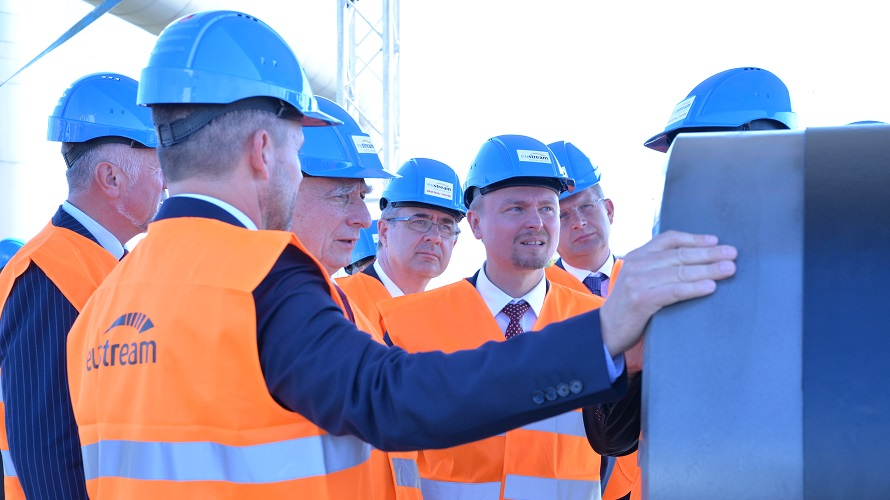 Construction begins on Poland-Slovakia gas pipeline