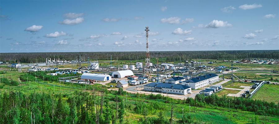 Для поддержания добычи. Газпром нефть начала разработку нового нефтедобывающего кластера в Западной Сибири