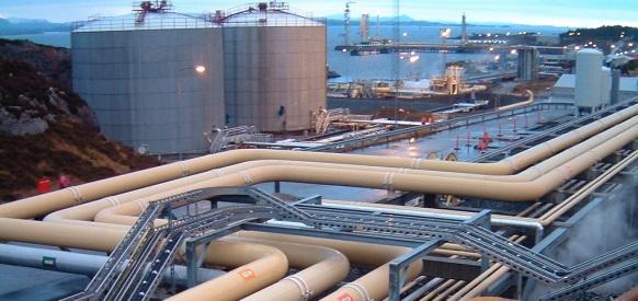 Equinor закроет нефтетерминал, где столкнулись фрегат и нефтеналивной танкер