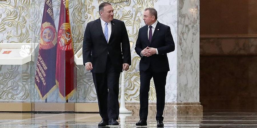 США готовы обеспечить Белоруссию энергоресурсами на 100%