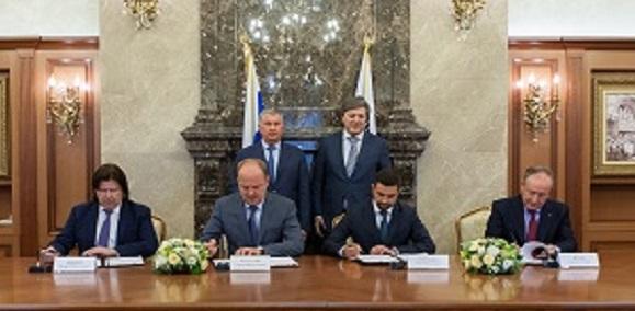 Роснефть подписала пакетное соглашение по строительству, лизингу и эксплуатации 5 крупнотоннажных танкеров типа «Афрамакс»