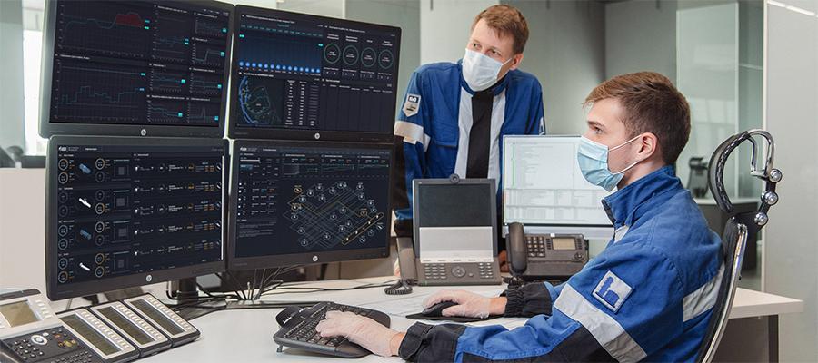 На ГФУ Омского НПЗ запущена система цифрового контроля промышленной безопасности