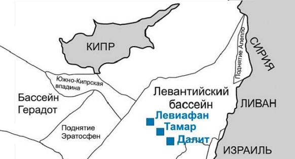 Иордания приобретает газ с израильского месторождения Левиафан. Цена вопроса - 10 млрд долл США