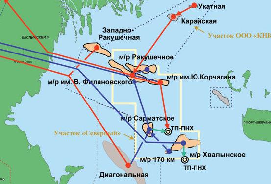 Lukoil brings on third Filanovsky well