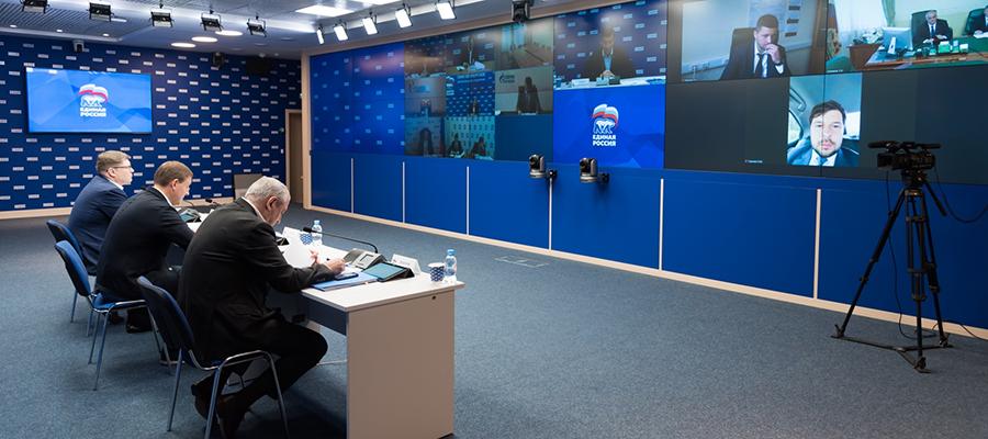 Единый оператор, концессия и другие меры. На площадке ЕР прошло обсуждение ускорения газификации регионов РФ