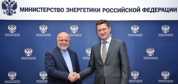 Russia and Iran pledge joint efforts to stabilize global oil market